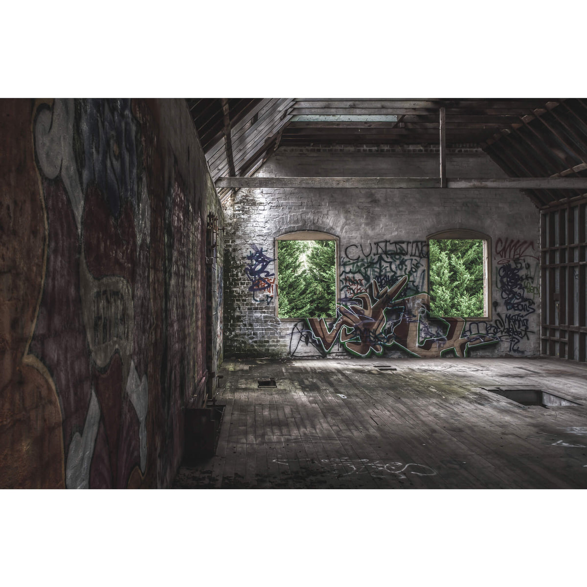Malthouse One | Mittagong Maltings Fine Art Print - Lost Collective Shop