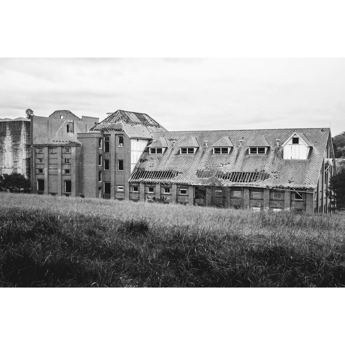 Malthouse Three | Mittagong Maltings Fine Art Print - Lost Collective Shop
