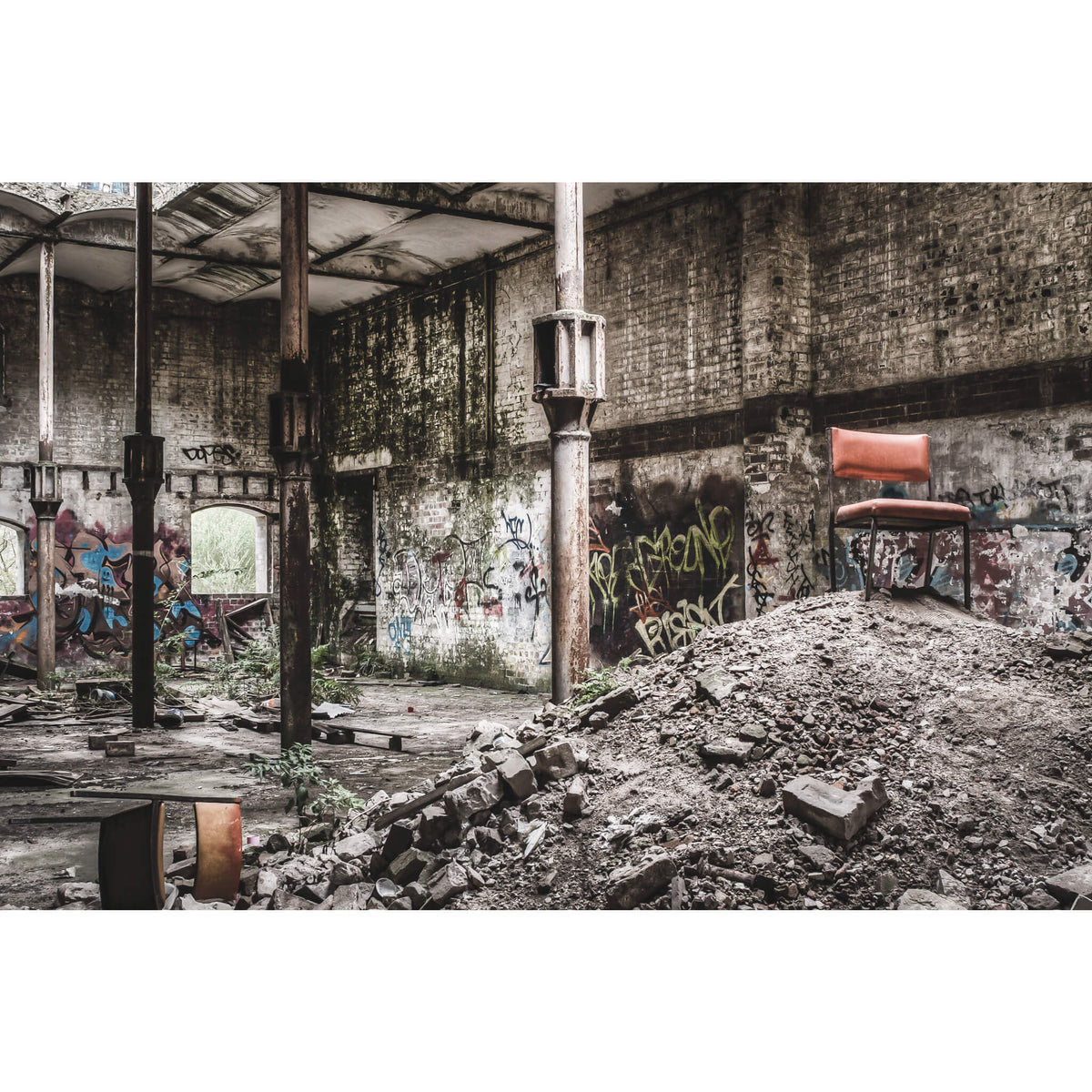 Malthouse Two | Mittagong Maltings Fine Art Print - Lost Collective Shop