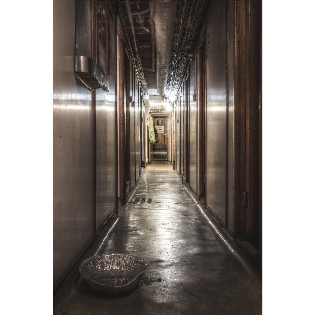 Bar Entrance | Terminus Hotel Fine Art Print - Lost Collective Shop