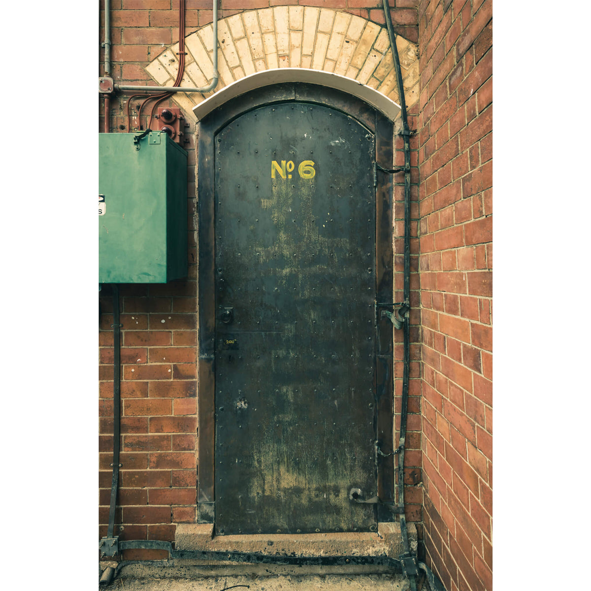 Magazine Door 6 | Newington Armory