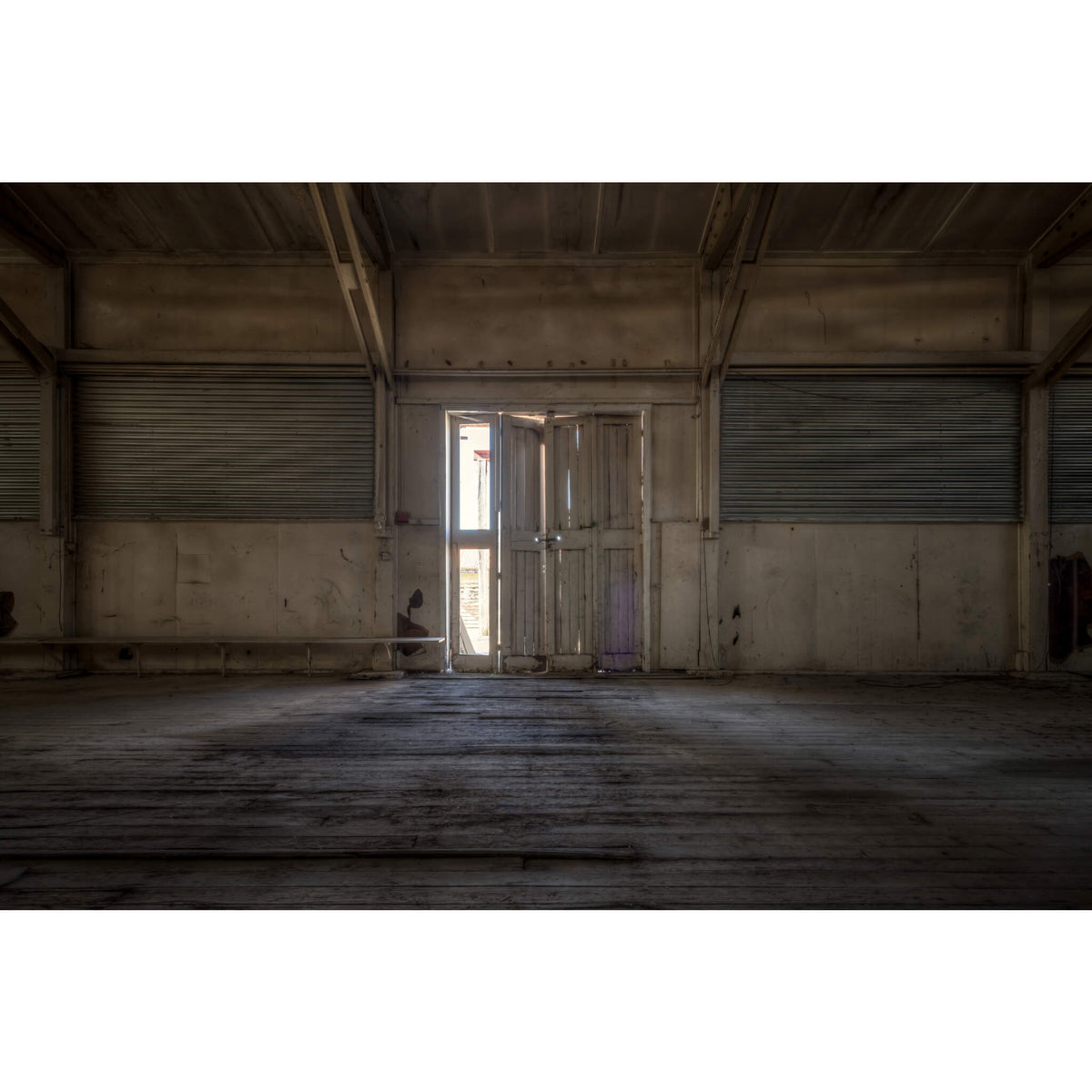 Annex Door | Portland Cement Works