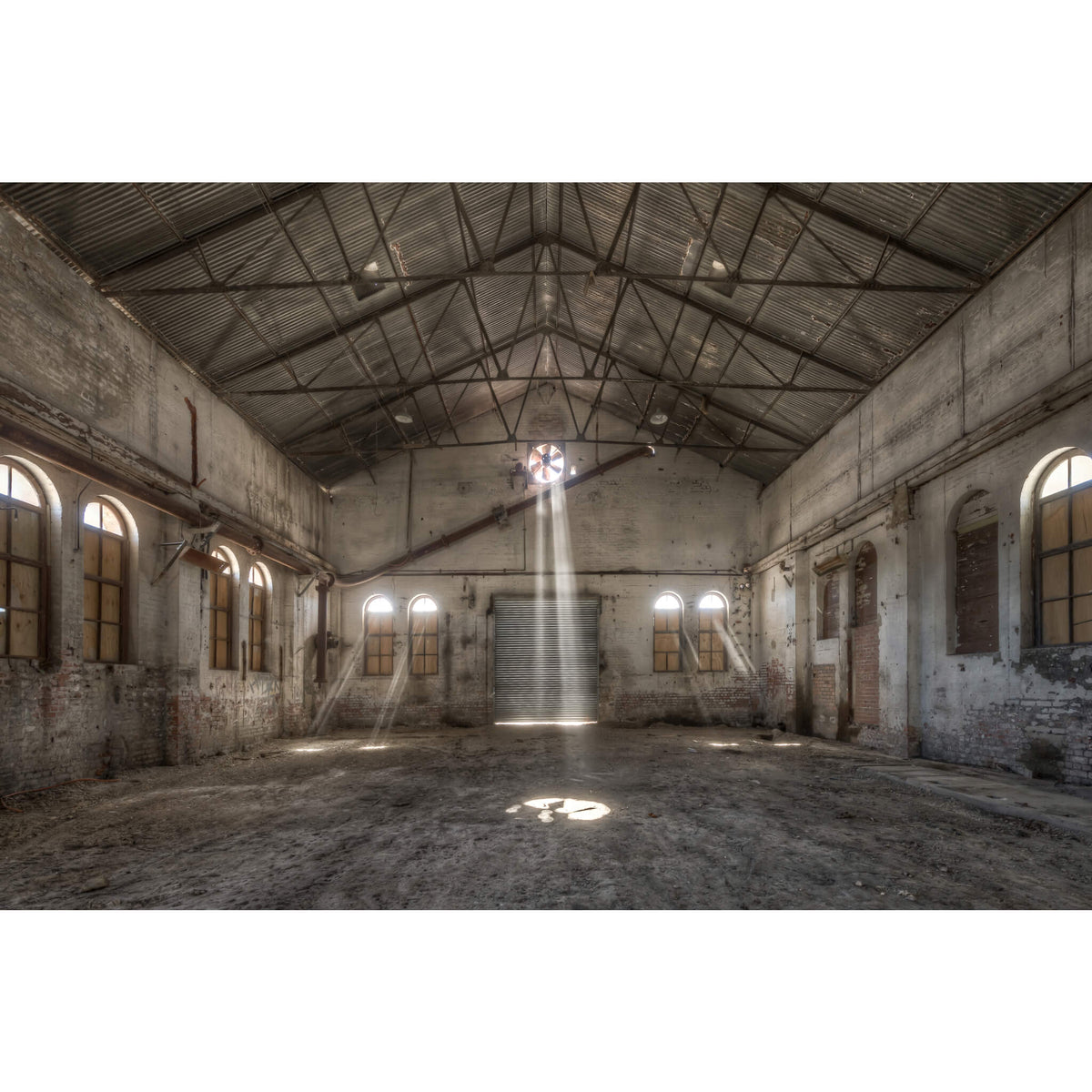 Power House Northern Interior | Portland Cement Works