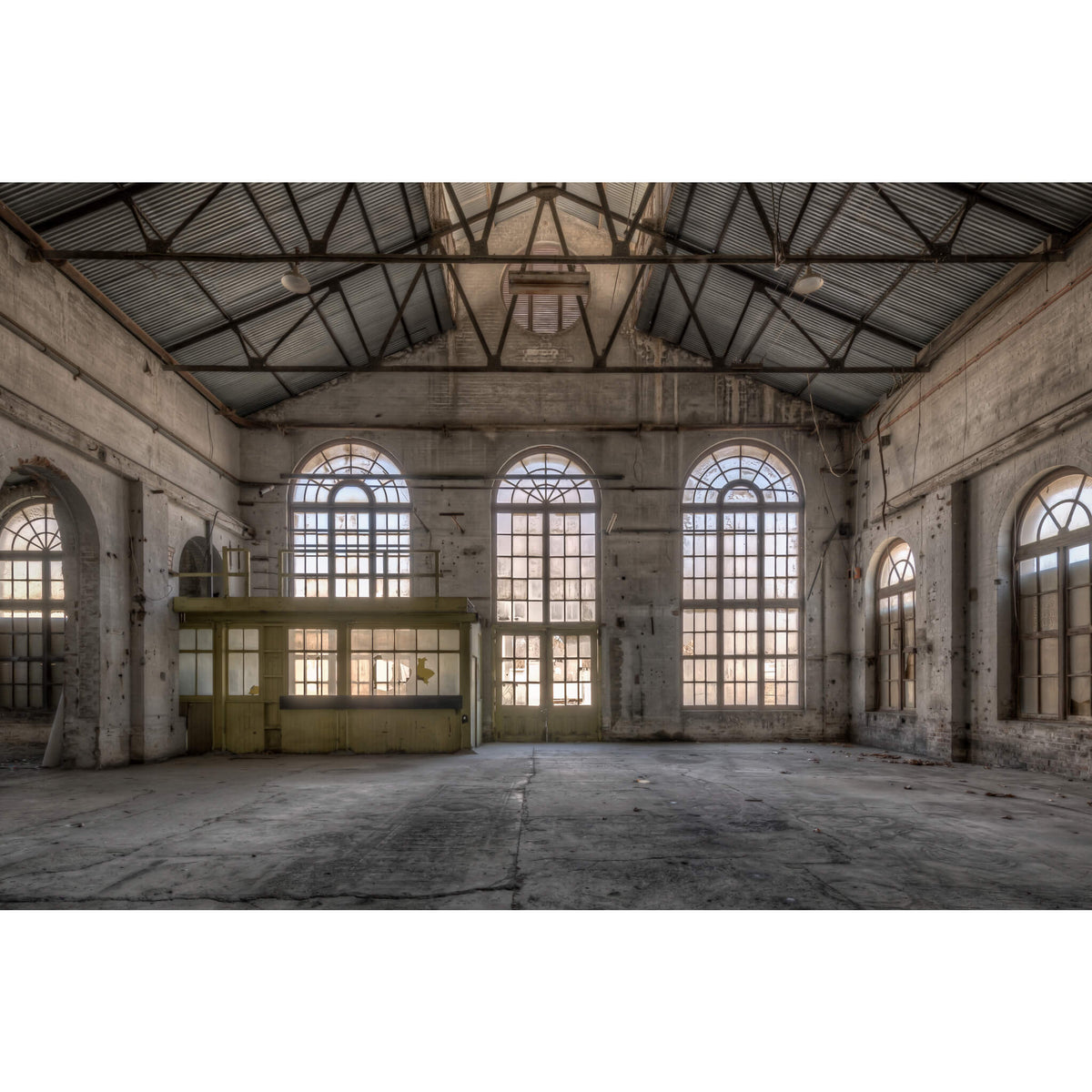 Power House Southern Interior | Portland Cement Works