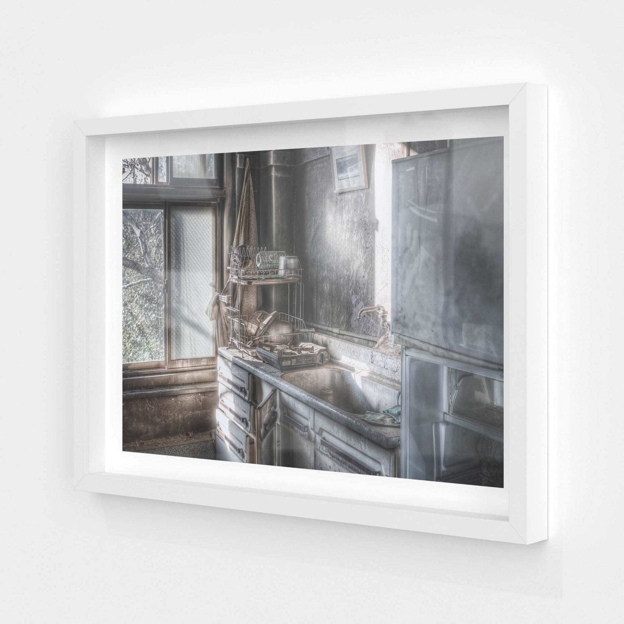 Another Kitchen | Seika Dormitory Fine Art Print - Lost Collective Shop