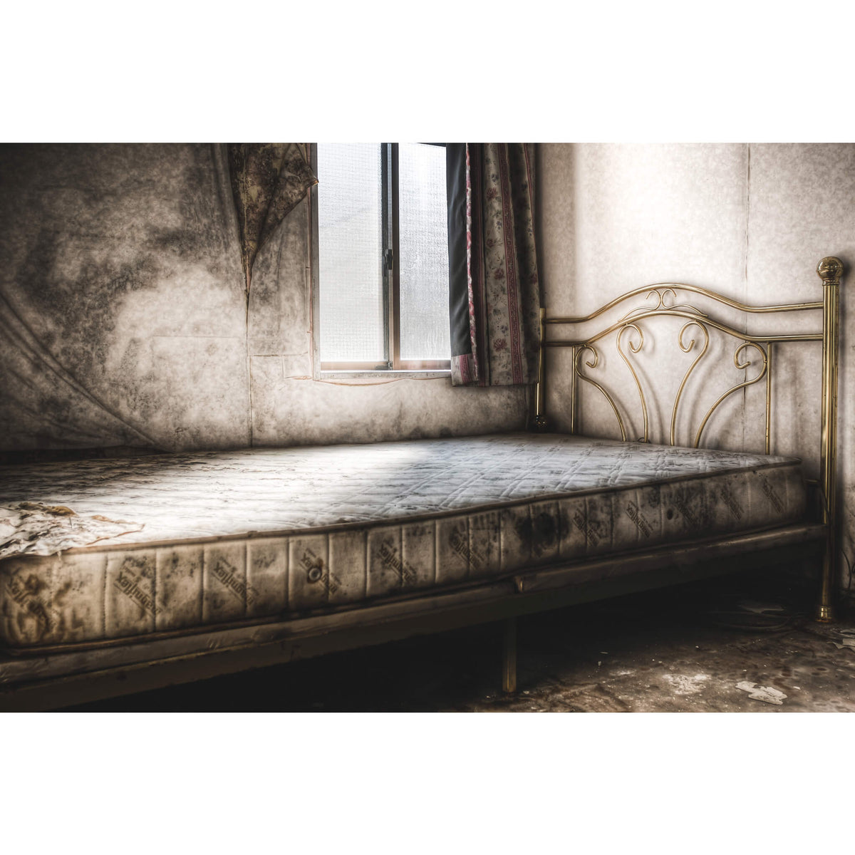 Bed | Seika Dormitory Fine Art Print - Lost Collective Shop