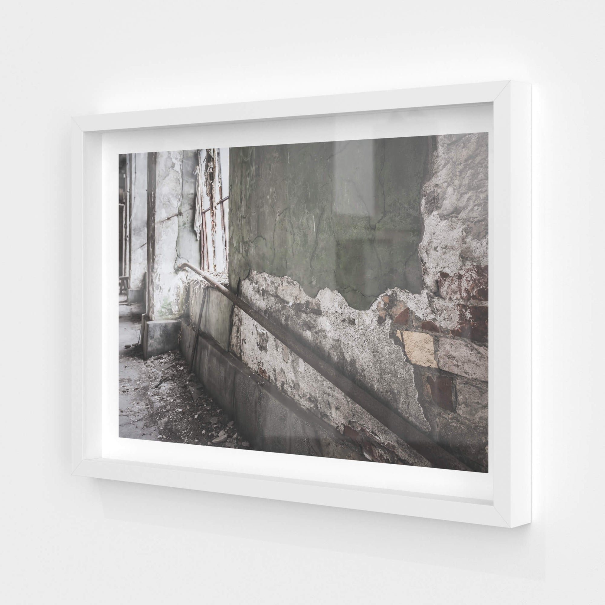 Render | Shimizusawa Thermal Power Plant Fine Art Print - Lost Collective Shop
