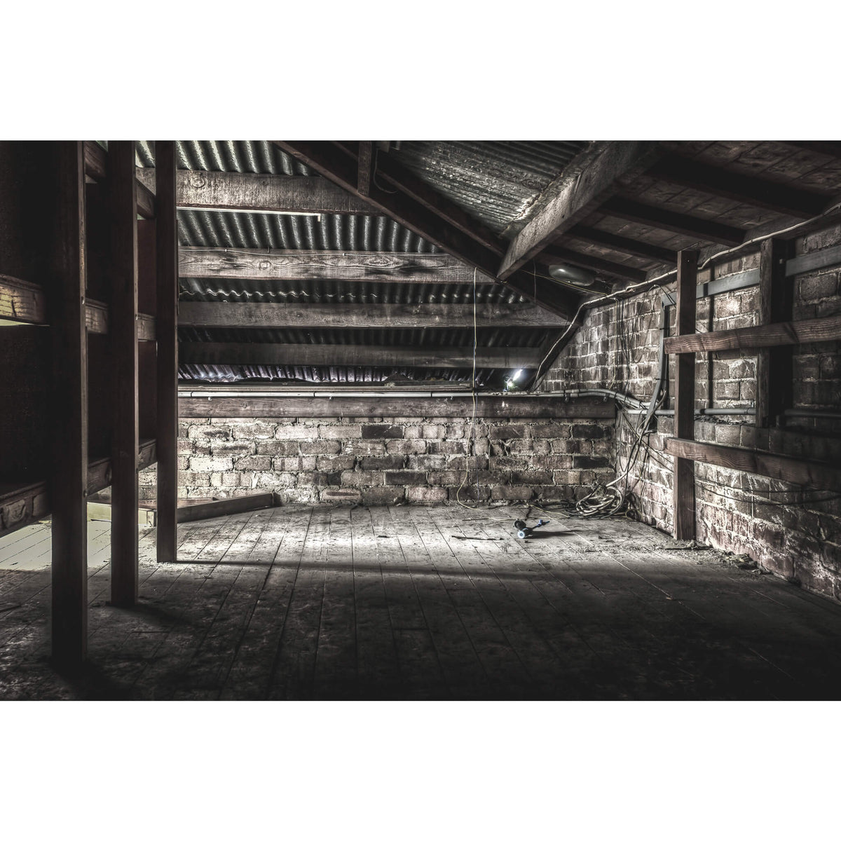 Attic | Sundell Holden Fine Art Print - Lost Collective Shop