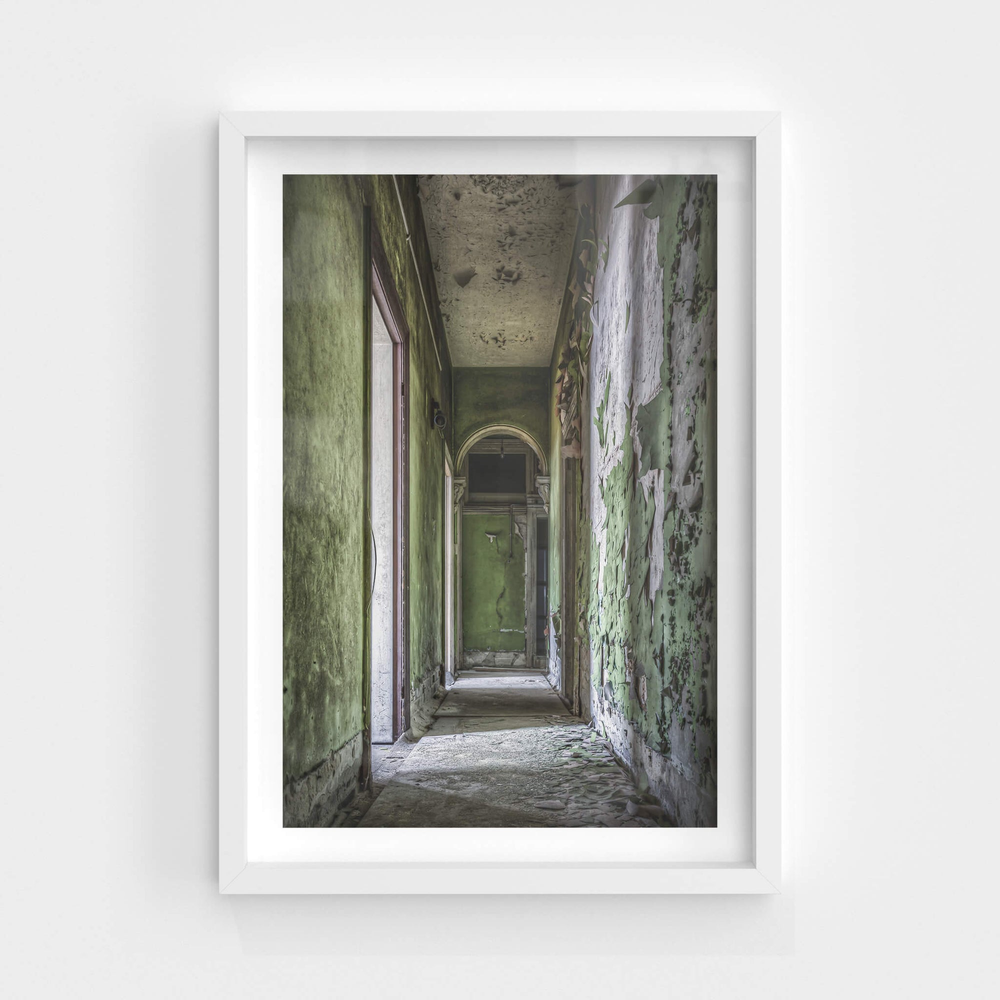 Downstairs Hallway Fine Art Print - Lost Collective Shop