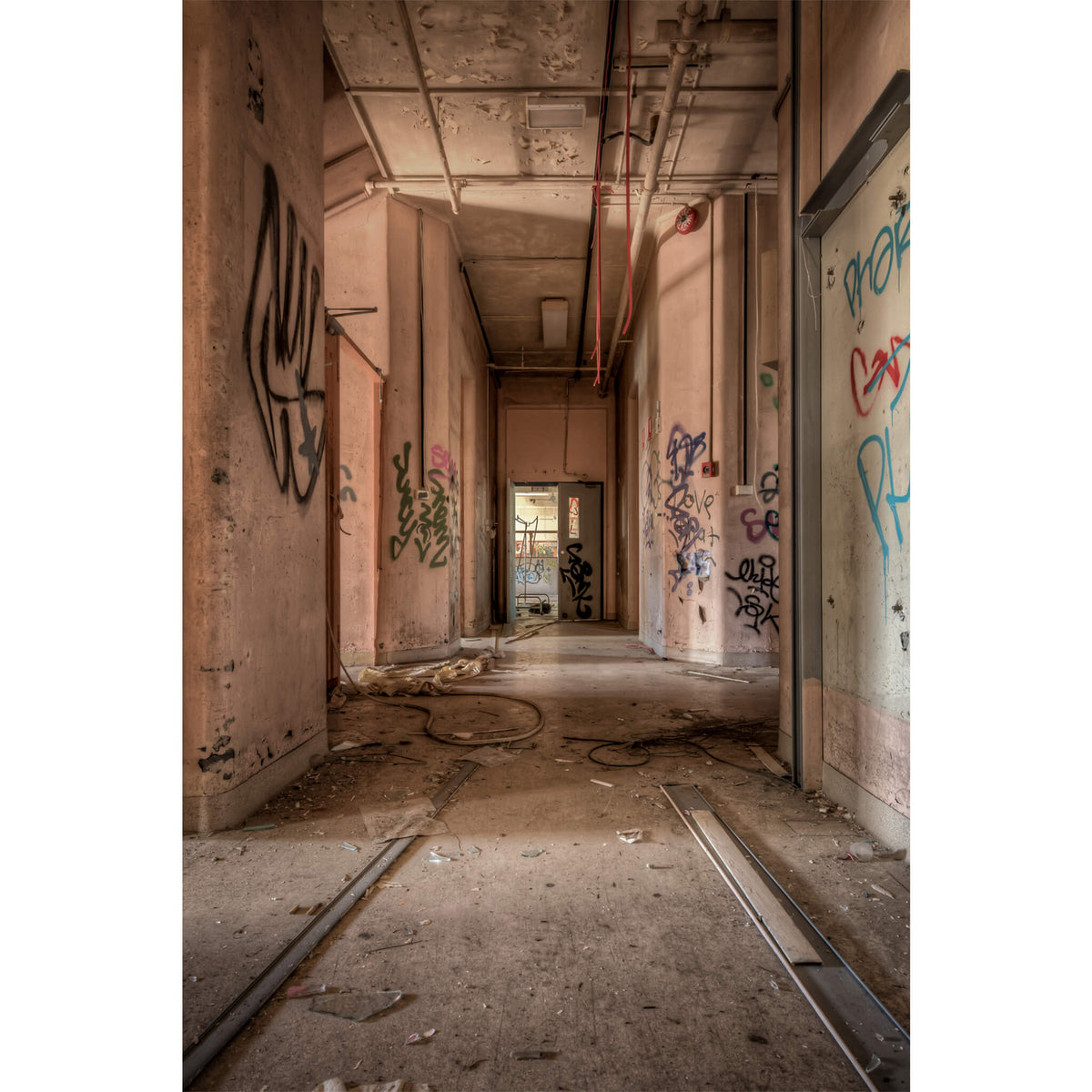 Ward Hall | Waterfall Sanatorium