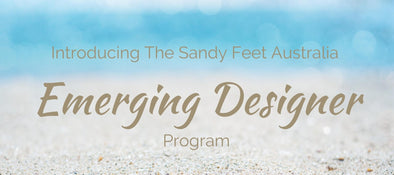 An Opportunity to Design for Sandy Feet Australia!