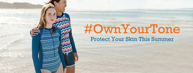 Teenagers Urged to #OwnYourTone This Summer