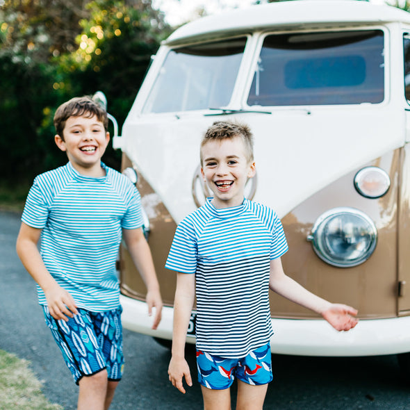 Boys Swimwear Summer 17 Sandy Feet Australia