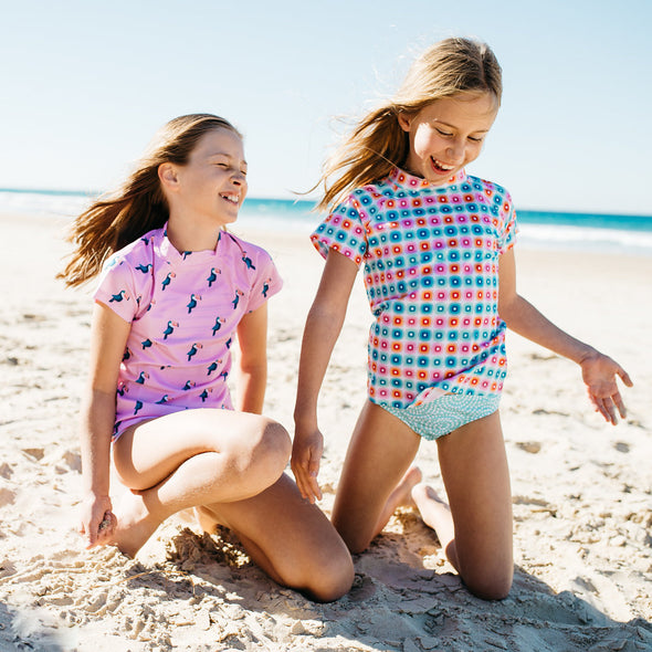 Girls Swimwear Range Sandy Feet Australia