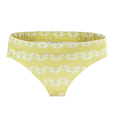 Sandy Feet Australia Bikini Bottoms Girls Sunburst Chevron Bikini Bottoms