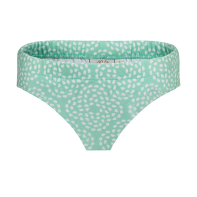 Sandy Feet Australia Bikini Bottoms Mint Flower Pebble Bikini Bottoms