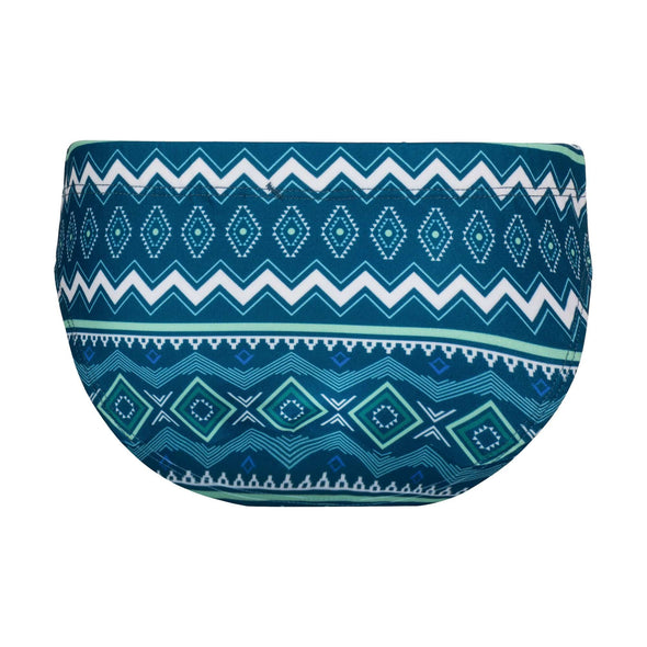 Seascape Tribal Bikini Bottoms