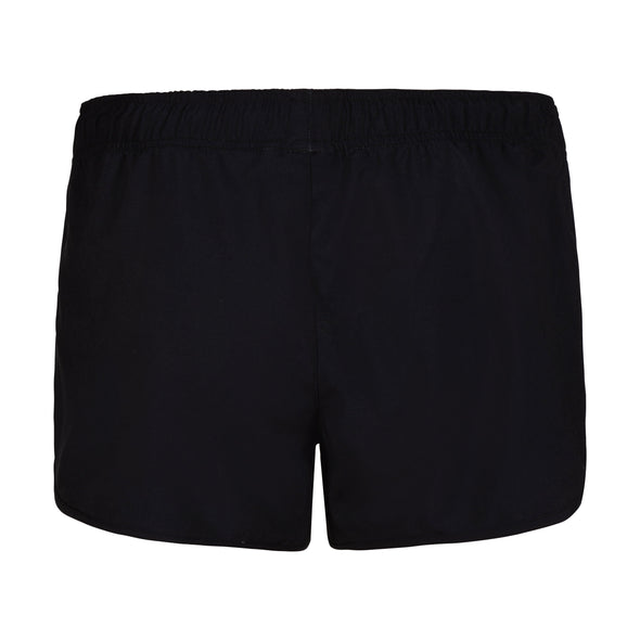 Womens Black Board Shorts