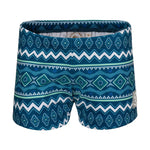 Seascape Tribal Swim Shorts
