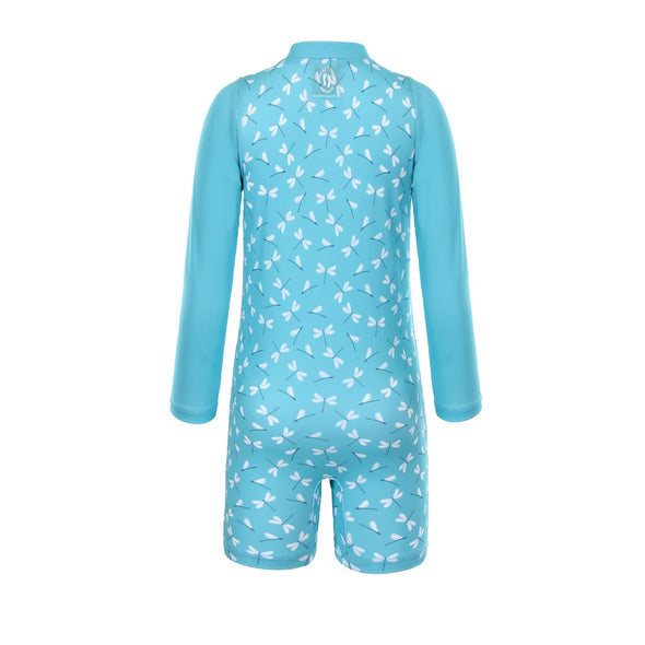 Girls Dragon Fly Dance Toddler Sunsuit