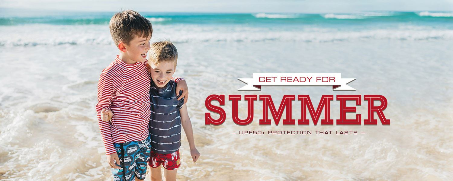 Get Ready for Summer with UPF50+ Protection Tha Lasts