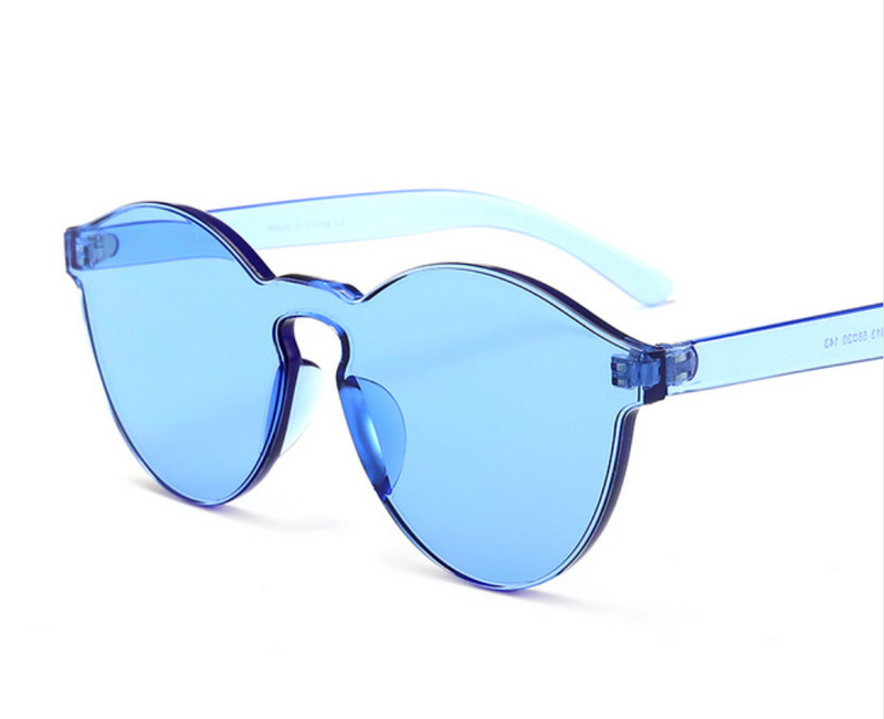 Color Therapy sunglasses.  La Maison Rebelle