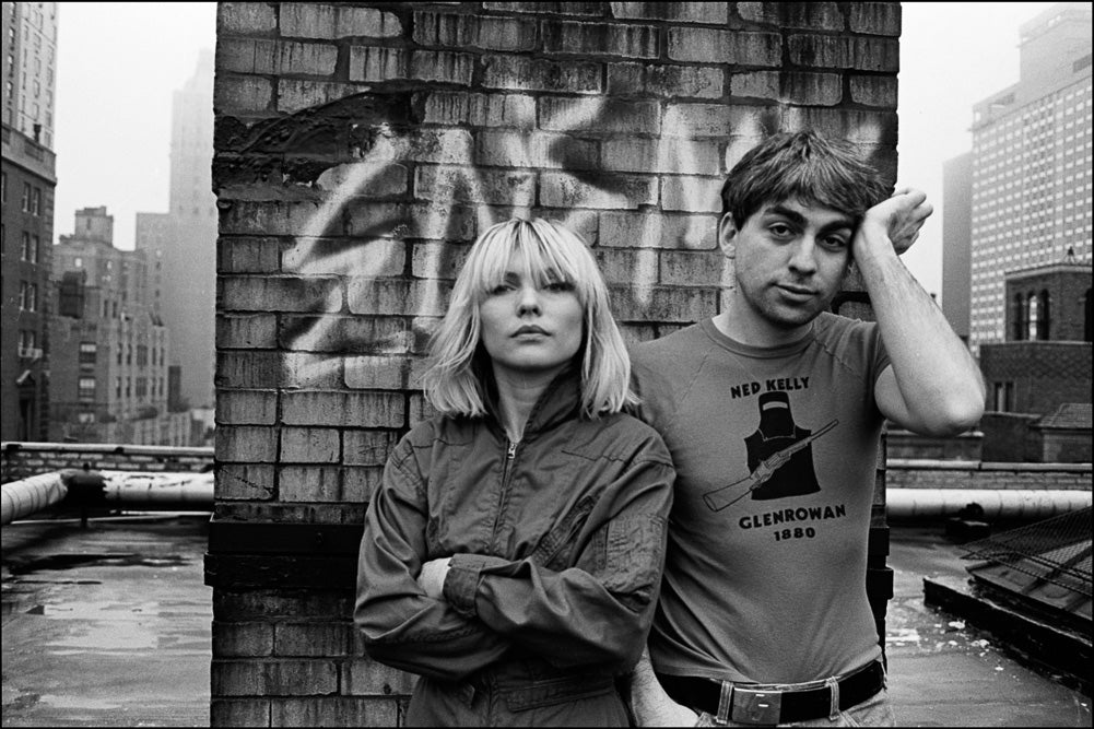 debbie harry, Chris stein, blondie, band, music, art, photography, new york city, fine art, gallery, los angeles, La Maison Rebelle