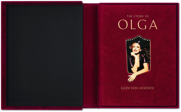 Ellen von Unwerth, The Story of Olga – LA MAISON REBELLE