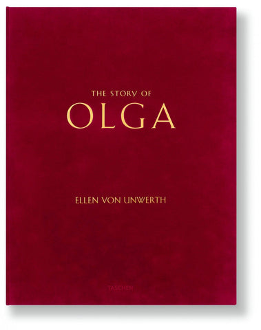 The Story Of Olga, Ellen Von Unwerth book