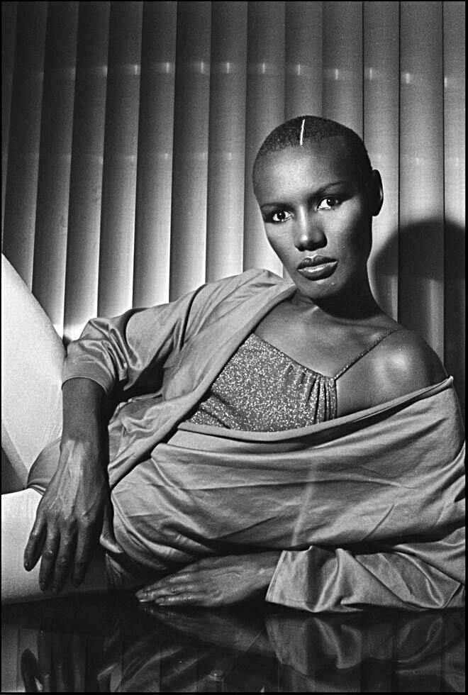 Grace Jones, 1978, Allan Tannenbaum, Fine art, photography, home decor, wall decor, interior design, La Maison Rebelle, gift shop, Los Angeles, fine art photography, signed, limited edition, art gallery, gallery, new york city