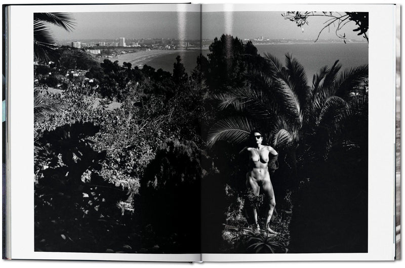 Helmut Newton, Sex, Landscapes, fine art, photography, Taschen, book, gift shop, gifts, fashion, art, at gallery, La Maison Rebelle, Los Angeles