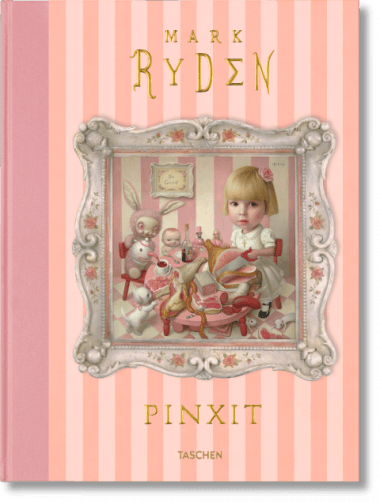 Mark Ryden, Pinxit, book, taschen, painting, art, La Maison Rebelle, art gallery, los angeles, surreal