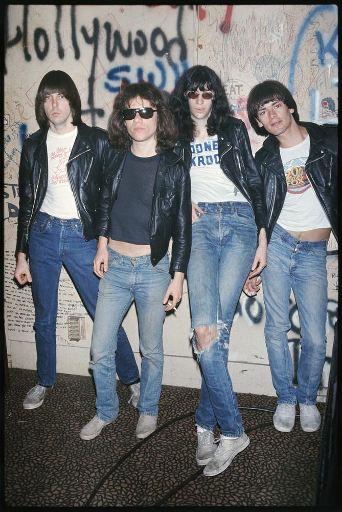 Ramones, Work My Camera, 1978, Brad Elterman, Fine art, photography, home decor, wall decor, interior design, La Maison Rebelle, gift shop, Los Angeles, fine art photography, signed, limited edition, art gallery, gallery, hollywood