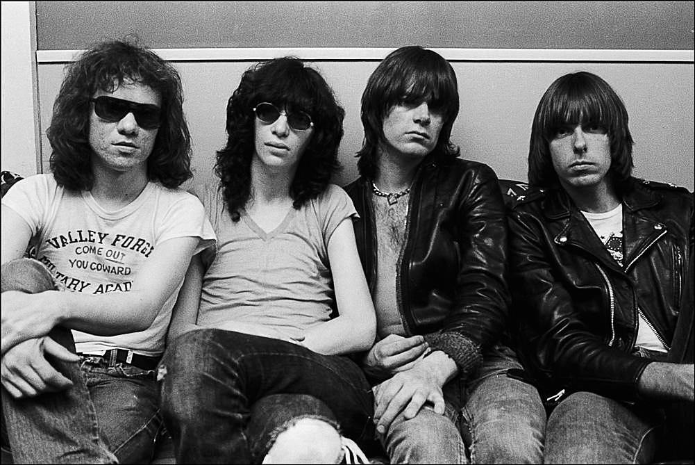Ramones, Backstage, 1976, Allan Tannenbaum, Fine art, photography, home decor, wall decor, interior design, La Maison Rebelle, gift shop, Los Angeles, fine art photography, signed, limited edition, art gallery, gallery, new york city