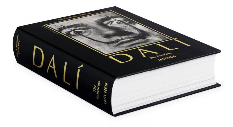 Salvatore Dalí, The Paintings, Dali, Taschen, book, gift shop, gifts, photography, surreal, art, at gallery, La Maison Rebelle, Los Angeles