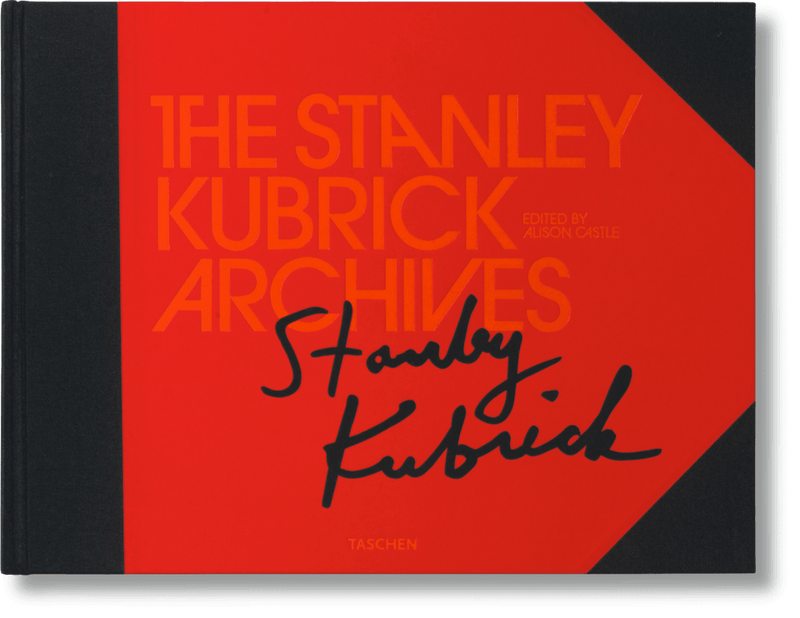 The Stanley Kubrick Archives, Book, Photography, film making, Stanley Kubrick, Kubrick, Taschen, La Maison Rebelle, art gallery, gift shop, gifts, Los Angeles