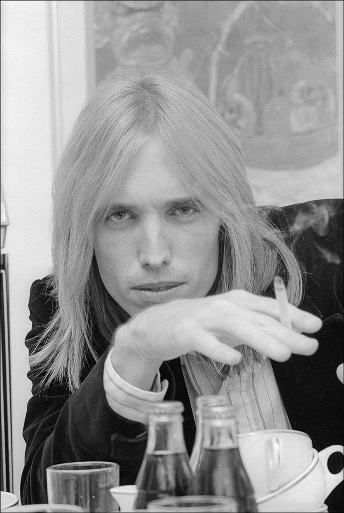 Tom Petty, 1977, Allan Tannenbaum, Fine art, photography, home decor, wall decor, interior design, La Maison Rebelle, gift shop, Los Angeles, fine art photography, signed, limited edition, art gallery, gallery, new york city