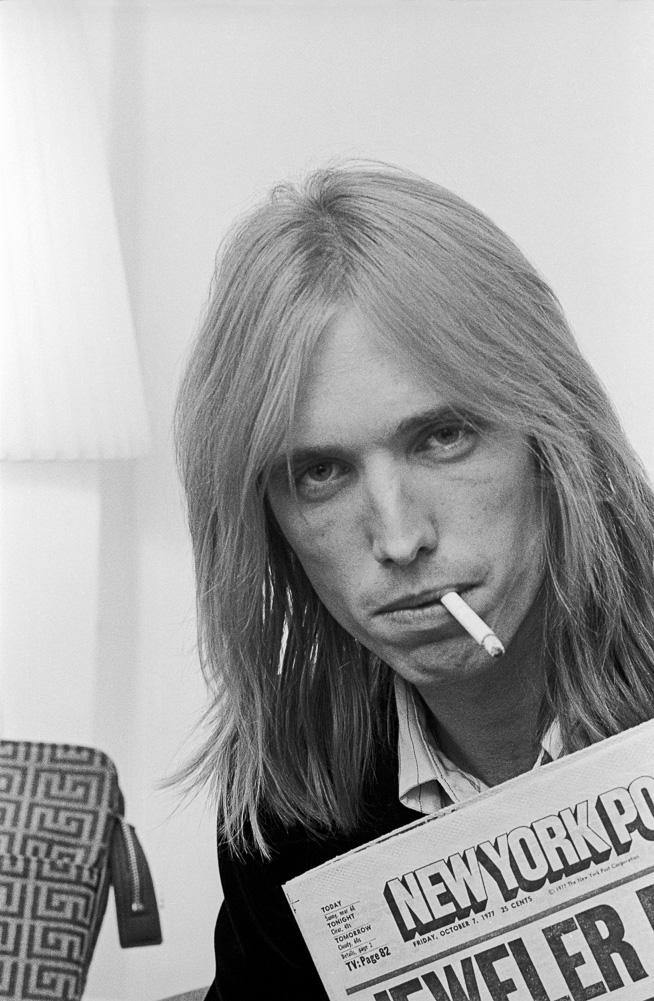 Tom Petty, photo, Allan Tannenbaum, Fine art, photography, home decor, wall decor, interior design, La Maison Rebelle, gift shop, Los Angeles, fine art photography, signed, limited edition, art gallery, gallery, new york city