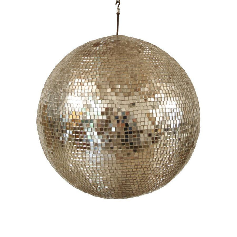 1940s German Disco Ball.  LA MAISON REBELLE