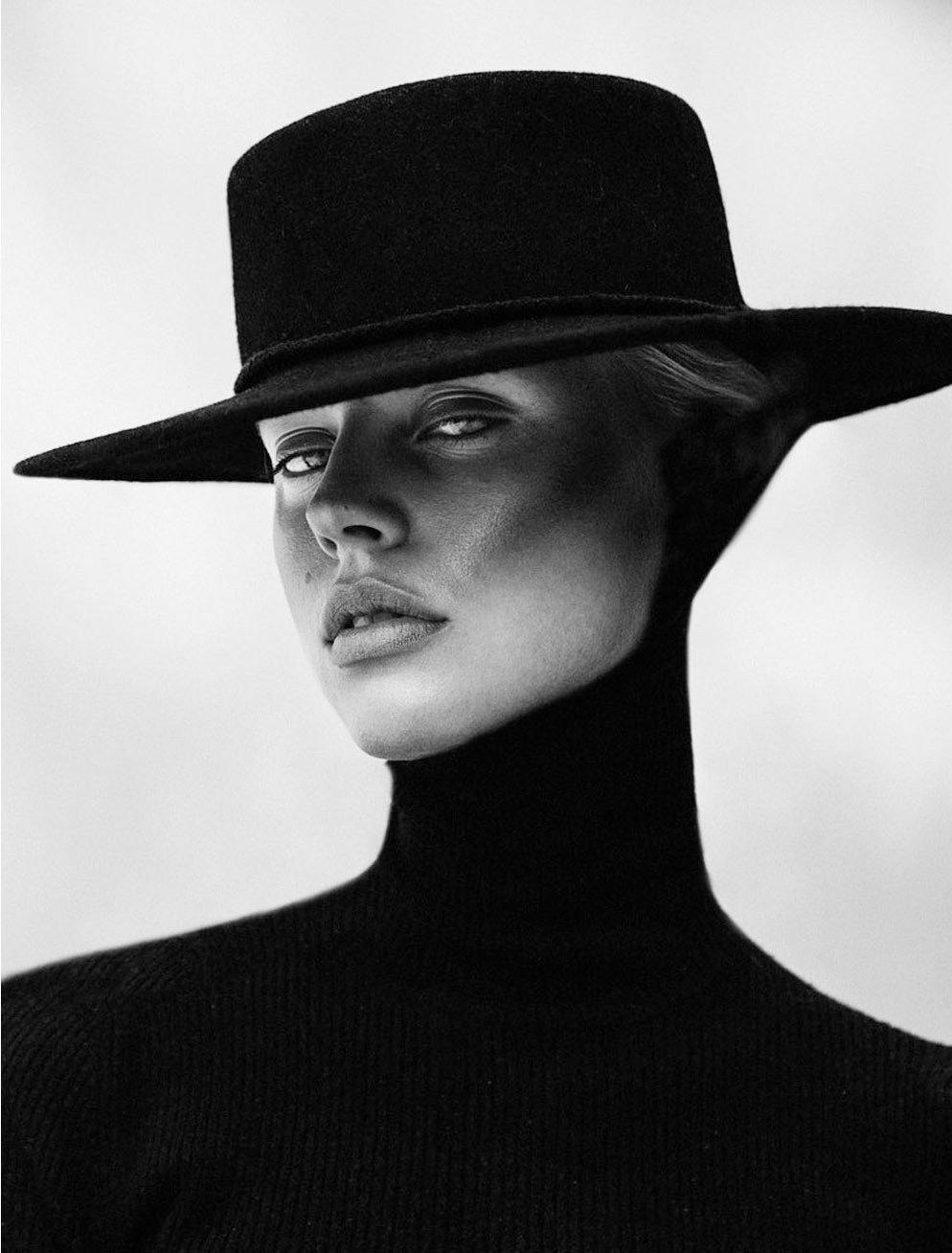 Oh My Hat, hat, black, model, Vogue magazine, elle, vogue, marie claire, photo, prints, fashion, Daniella Midenge, Fine art, photography, home decor, wall decor, interior design, La Maison Rebelle, gift shop, Los Angeles, fine art photography, signed, limited edition, art gallery, gallery, hollywood