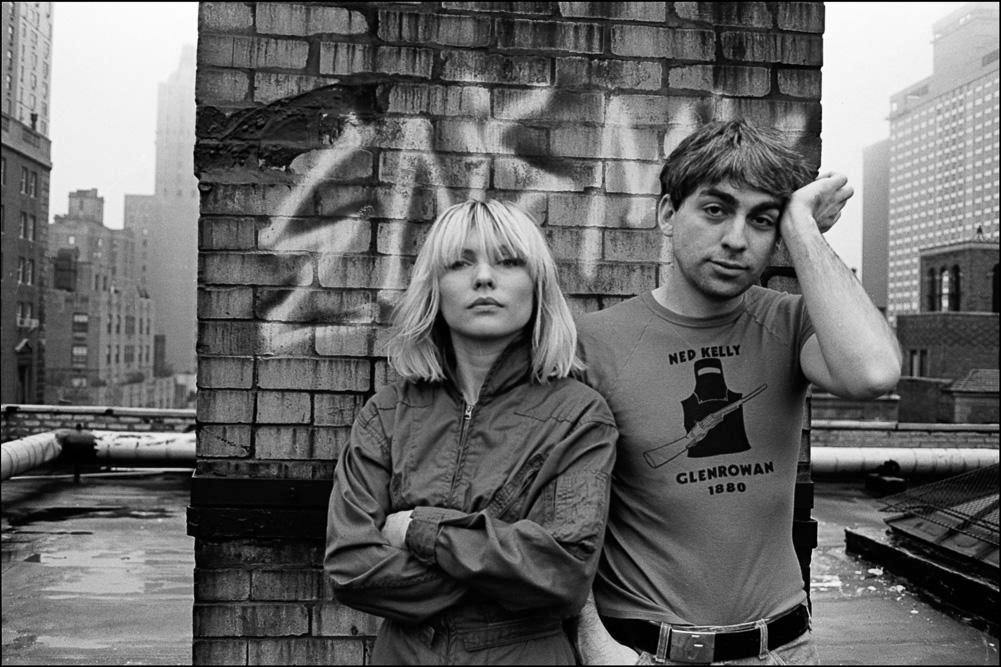 Debbie Harry, Chris Stein, Blondie,1980Allan Tannenbaum, Fine art, photography, home decor, wall decor, interior design, La Maison Rebelle, gift shop, Los Angeles, fine art photography, signed, limited edition, art gallery, gallery, new york city