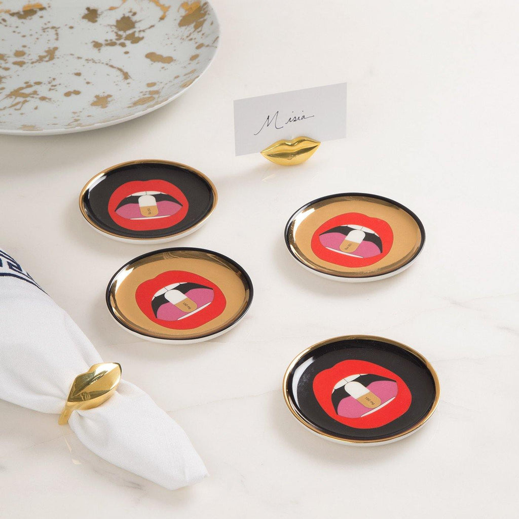 Full Dose Coaster Set By Jonathan Adler