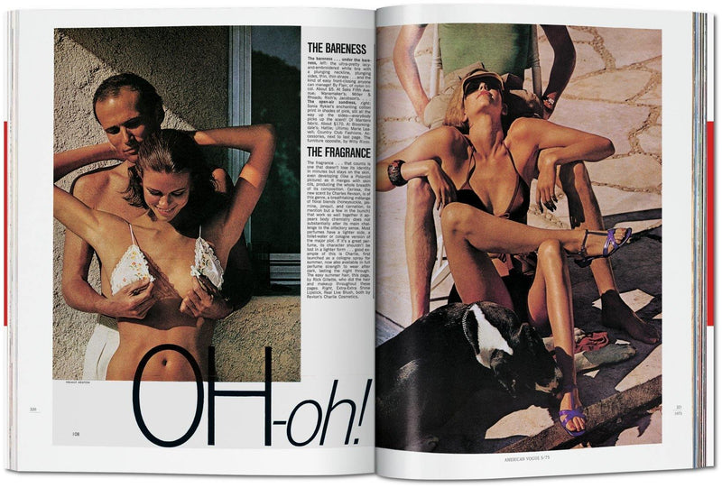 Helmut Newton. Pages From The Glossies