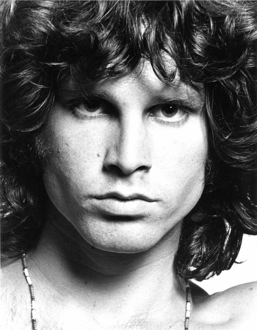 Vintage Photograph of Jim Morrison, 1967