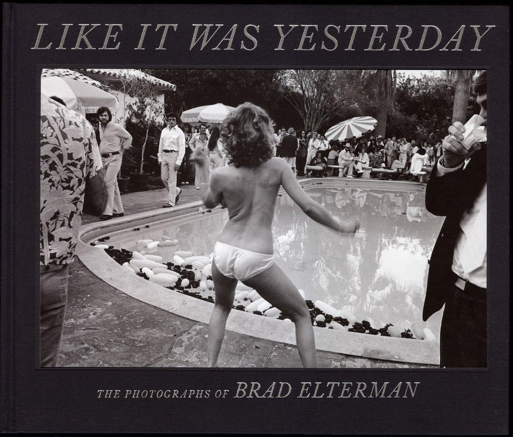 Like It Was Yesterday, Brad Elterman, book,  limited edition, signed, art gallery, fine art, photography, home decor, decor, wall decor, art, La Maison Rebelle, gift shop, Los Angeles.