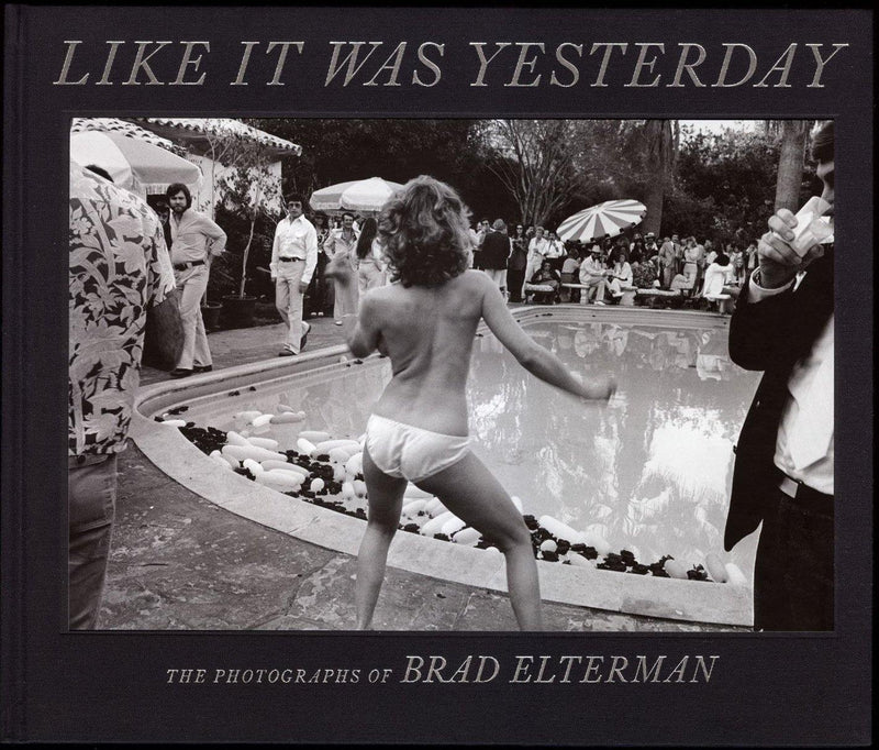 Like It Was Yesterday. By Brad Elterman. LA MAISON REBELLE