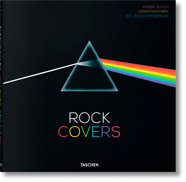 rock covers Taschen book