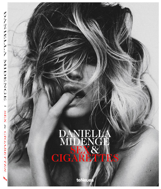 Sex and Cigarettes, book, model, Vogue magazine, elle, vogue, marie claire, photo, prints, fashion, Daniella Midenge, Fine art, photography, home decor, wall decor, interior design, La Maison Rebelle, gift shop, Los Angeles, fine art photography, signed, limited edition, art gallery, gallery, hollywood