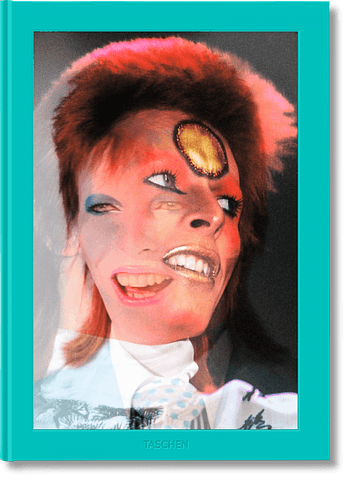 The Rise of David Bowie by Mick Rock Book