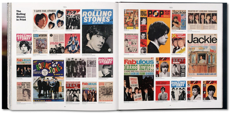 The Rolling Stones, Book